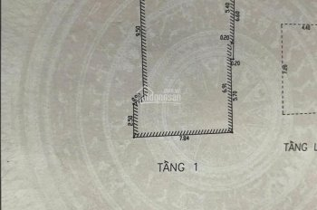 Bán nhà cấp 4 MT Trần Cao Vân đoạn giữa Hà Huy Tập - Lê Độ LH 0905717273