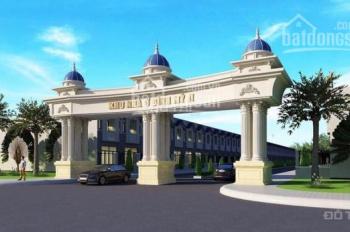 Bán đất khu công nghiệp Vsip 2, Cổng Xanh giá 620 triệu/nền