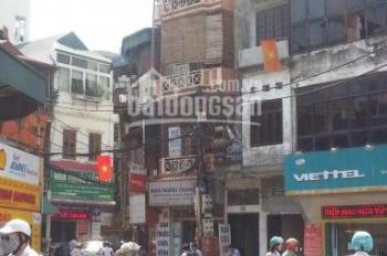Cho thuê nhà nguyên căn mặt phố Khương Trung, khu trung tâm Ngã Tư Sở