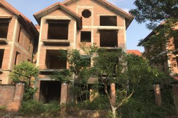 Bán cắt lỗ biệt thự khu đô thị Quang Minh 369m2 * 4 tầng 6,5 tỷ, 0967522585 & 0932013684