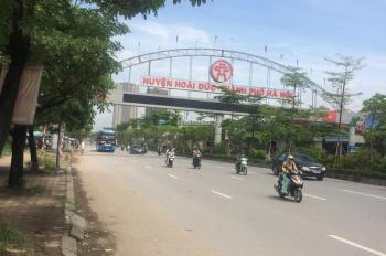 CC cần bán nhà đất 80m2 mặt đường Quốc Lộ 32 Lai Xá, xã Kim Chung, huyện Hoài Đức, TP Hà Nội