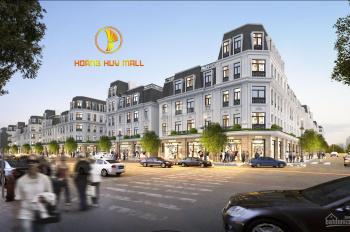 Lên đời xe mới, bán căn nhà phố LK shophouse, dự án Hoàng Huy Mall, quận Lê Chân, TP. Hải Phòng