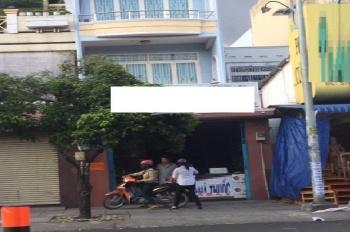 Nhà cho thuê mặt tiền đường lớn Hậu Giang, P. 5 (gần chợ Kim Biên), Quận 6