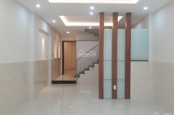 Bán nhà Trần Xuân Soạn gần cầu Nguyễn Văn Cừ, DT 4x15m 2 lầu hẻm trước nhà 4m. Giá 5.4 tỷ