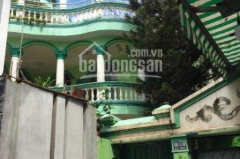 Bán nhà hẻm Phan Văn Trị, Bình Thạnh, DT: 12x20m, 241.8m2 đất, 3 tầng, hồ bơi, giá 19 tỷ