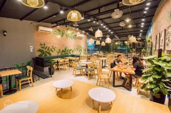 Nhà mặt phố Lotte Đào Tấn S = 250m2 x 1T, MT: 15m sàn thương mại, thích hợp kinh doanh nhà hàng