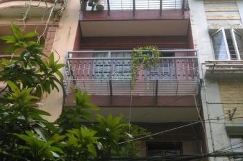 Cho thuê nhà phố Thái Hà, Đống Đa. DT 75m2x4T, giá 30tr/th
