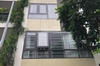 Nhà 5 tầng mặt phố Quang Trung, Hà Đông 5 tỷ 8, vị trí đẹp, kinh doanh đỉnh. LH 0917432358
