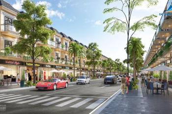 Cần bán lô góc 152m2, 2 mặt đường lớn tại dự án shophouse Lakeside Infinity Đà Nẵng