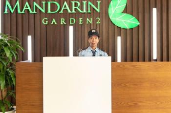 Bán cắt lỗ căn hộ 82m2 Mandarin Garden 2, liên hệ: 0852325016