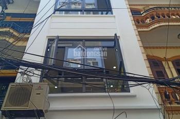 Nhà phân lô Hoàng Văn Thái, gara, đường 6m, vài bước ra mặt phố, 50m2x5T, tin chuẩn 100%