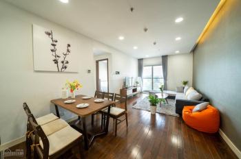 Cho thuê căn hộ cao cấp, view hồ tại Hoàng Cầu SKyline - 36 Hoàng Cầu, 2PN - 2WC, 15 triệu/tháng