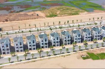 Bán đơn lập góc Hải Âu 2, được kinh doanh trên trục đường chính 30m, nhìn ra hồ được VH Ocean Park