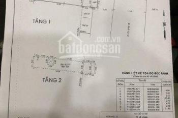 Bán nhà chính chủ MT Quốc Lộ 13 cạnh bến xe Miền Đông, Bình Thạnh đất 95m2 145m2 13.6tỷ, 0903159138