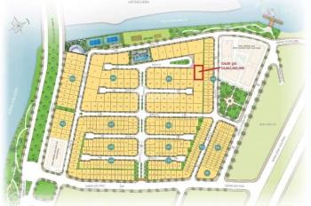 Chính chủ cần bán gấp lô đất dự án Saigon Mystery Villas Đảo Kim Cương, Quận 2, LH 0969481696 em Vũ