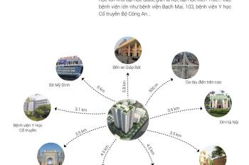 Bán chung cư cạnh Eco Green City, giá rẻ từ 1,6 tỷ/căn