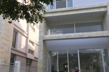 Chính chủ đi nước ngoài cần cho thuê gấp căn biệt thự mặt tiền đường lớn Nguyễn Hữu Thọ
