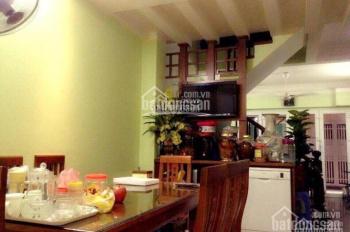 Cho thuê nhà PL Thái Hà. DT 45m2 x 4 tầng, đủ đồ, ô tô tránh nhau, giá 21tr/th