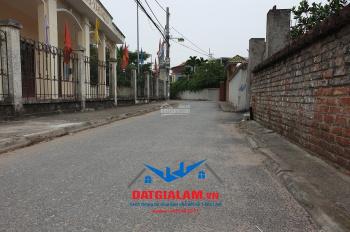Bán lô góc 41m2 ô tô 7 chỗ đỗ cửa, mặt đường nhà văn hóa xóm 5, Đông Dư, Gia Lâm. LH: 0911882281