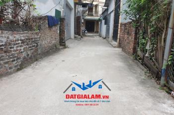 Bán lô đất thổ cư 35m2, ngõ 197 Phúc Lợi, Long Biên. Ô tô đỗ cửa, cách chợ, trường học 300m