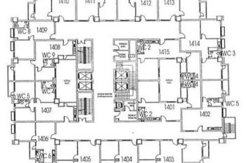 Bán căn hộ chung cư 5A Lê Đức Thọ, Cầu Giấy 70m2, 1.850 tỷ. SĐT 0981 468 633