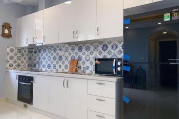 Dự án Sài Gòn Mia tôi có một căn 2 phòng ngủ 57m2 cần bán 2 tỷ 6, full nội thất, LH: 0935648885