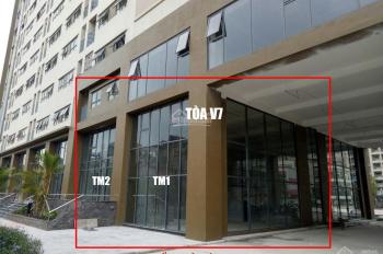 Cho thuê ki ốt 107 m2 lô góc, mặt đường làm siêu thị, spa, cafe, nhà hàng tại Hà Đông