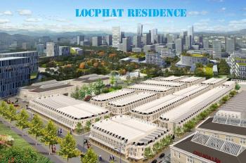 Bán đất trung tâm TP, Lộc Phát Residence vị trí đắc địa, sổ đỏ sang tên. LH chính chủ: 0921590711