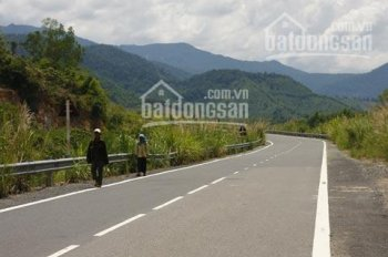 Đất xây dựng giá rẻ view tuyệt đẹp ngay mặt tiền Quốc Lộ 20 ngoại ô TP Đà Lạt. 1,6 tỷ