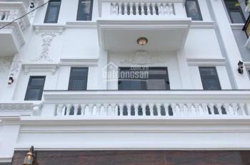 Bán nhà kiểu biệt thự bán cổ điển tại khu Omely, DT sàn 300m2, 3 lầu, tặng nội thất, giá 5.95 tỷ