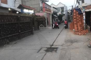 Bán nhà Nguyễn Thị Tú, 10x30m, cấp 4, hẻm 8m thông thoáng cách mặt tiền 50m LH 0898438633
