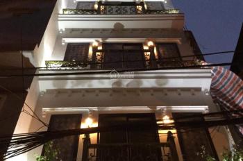 Bán nhà mặt ngõ 874 Minh Khai, Hai Bà Trưng 40m2, 5T giá 3.5 tỷ, ngõ thông vị trí đẹp