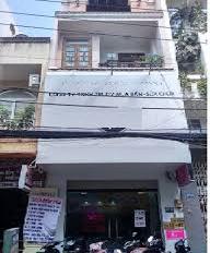 Bán gấp nhà mặt tiền đường An Dương Vương - Lê Hồng Phong, Q 5, DT 4,2 x 14m (2 lầu), giá 27.6 tỷ