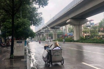 Mặt phố Quang Trung, Hà Đông. Duy nhất 1 căn, 5 tầng, giá 5.8 tỷ có TL