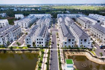 Nhà phố Simcity đường 4, Lò Lu, căn rẻ nhất, 4.450 tỷ, 1 trệt 2 lầu, diện tích gần 90m2