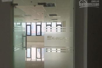 QL cho thuê văn phòng đường Dương Đình Nghệ, tòa Báo Nông Thôn diện tích 135m2, giá 200 nghìn/m2/th
