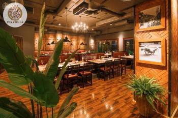 Mặt tiền đẹp nhà phố Hòa Mã 170 m2 x 2 sàn mặt tiền 12m, giá thuê 170 tr/th, riêng biệt, thang máy