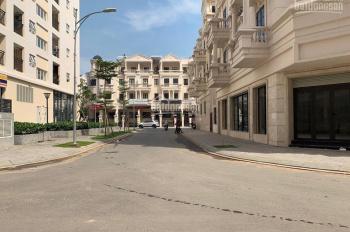Cho thuê mặt bằng góc 2 mặt tiền đối diện 5 block chung cư trong KDC sầm uất Cityland Gò Vấp