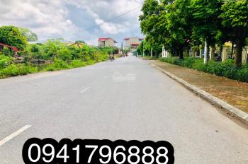Cần bán 150m2 đất tại trục chính Đông Dư, Gia Lâm, Hà Nội, giá 25tr/m2, có TL, LH 0941796888