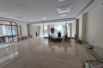 Tôi cần cho thuê tòa nhà 26 Trần Quốc Hoàn 100m2 x 6T, MT 10m lô góc KD cafe spa, VP 0934406986