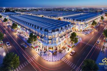 Dự án Icon Central, 4 mặt tiền đường, CĐT cam kết mua lại với lợi nhuận 12% sau 1 năm, SL có hạn