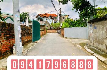 Bán 110m2 đất thổ cư chia được 3 lô tại Đông Dư, Gia Lâm, Hà Nội đường ô tô vào nhà LH 0941796888