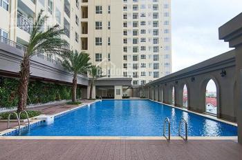 Dự án Sài Gòn Mia tôi có một căn 1 phòng ngủ 50m2 cho thuê giá 12 triệu full nội thất LH 0935648885