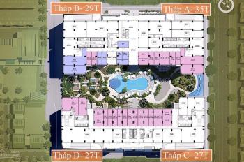 Sàn văn phòng tầng 4 Imperia Garden, 203 Nguyễn Huy Tưởng mở bán. LH: 0911 - 909 - 866