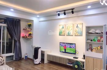 Bán căn hộ Thuận Việt căn góc 3 phòng ngủ, nhà đẹp để lại nội thất