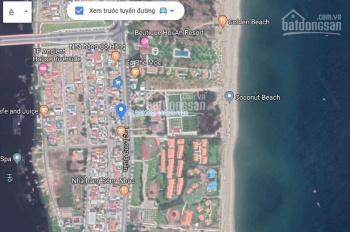 Đất mặt tiền biển Hội An xây Hotel - đối diện Resort và các khu du lịch. LH: 0943.395.353