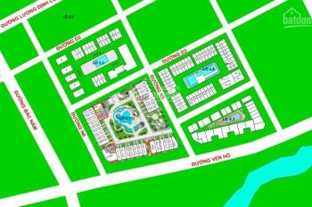 Bán shophouse Lakeview III - Thủ Thiêm, CĐT CII, mới góp 30%