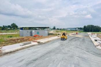 Bán đất mặt tiền đường Hồ Thị Bưng, gần Ủy ban Tân Thạnh Tây - Chỉ 9tr/m2 - Đường nhựa 20m