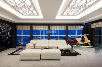 Bán Sunrise City South - DT: 138m2 - 3PN, full nội thất, view hồ bơi - 5.1 tỷ, call 0977771919