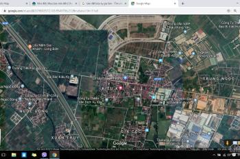 Cần bán mảnh đất 43.3m2 tại Kiêu Kỵ cách cổng VinCity Gia Lâm 300m, diện tích nhỏ đầu tư tốt